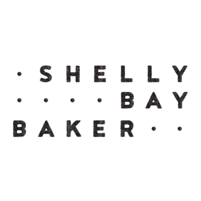 Shelly Bay Baker text