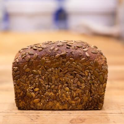 Seeded Pan Loaf