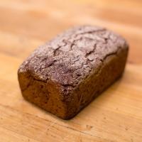 Rye, tin loaf